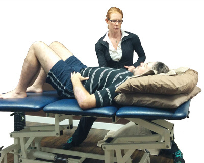 Physiotherapy in New Westminster BC with Physiotherapist Stephanie McCann