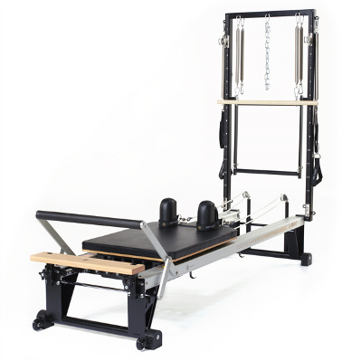 Clinical Pilates in Vancouver with Stephanie McCann - STOTT V2mAX Reformer